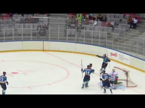 Sochi Winter Series. 1-й матч. Сочи - Ак Барс - 1:2. Все голы