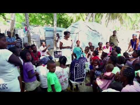 WorldLeadersTV: HAITI: LIFE in the IDP CAMPS: INSECURITY, POOR HYGIENE