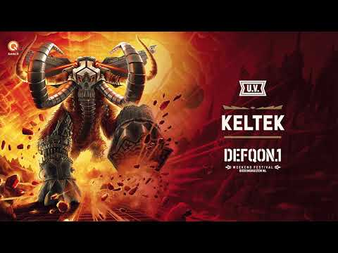 The Colors of Defqon.1 2018 | UV mix by KELTEK