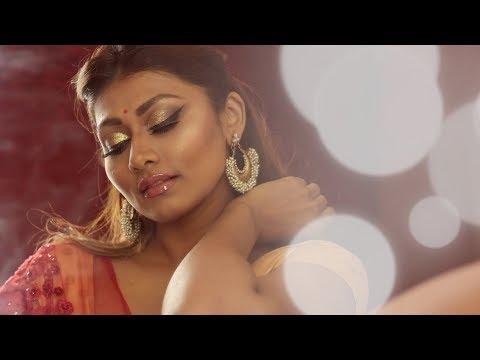 INDIAN WEDDING MAKEUP | DESI GLAM MAKEUP TRANSFORMATION Bosslady Shruti