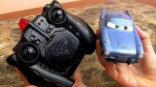 Cars 2 Zero Gravity Finn McMissile Air-Hogs Disney Pixar Zero-G Spin Master Toy Review Blucollection