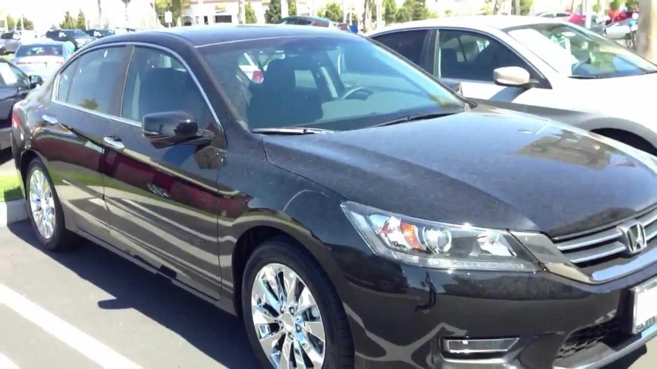 2013 Honda Accord Ex L Hematite Metallic With Chrome