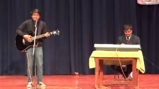 Divyansh Garg - Aye dil bata(Cover)
