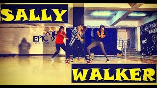 Iggy Azalea- Sally Walker | Dance Choreography by Shania Rawther