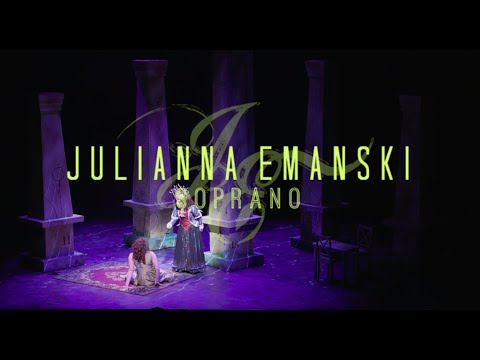 Der hölle rache - Die Zauberflöte - The Magic Flute - Mozart - Julianna Emanski