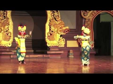 Legong Bermara, (saba Village, Bali) video