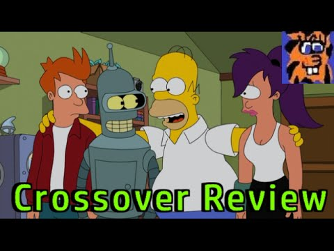 Simpsorama - Crossover Review (The Simpsons/Futurama)