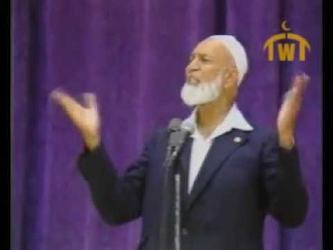 10 Stories Of Incest In The bible...funny Ahmed Deedat... video