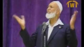 "10 stories of incest in the ""bible""…FUNNY Ahmed Deedat…"