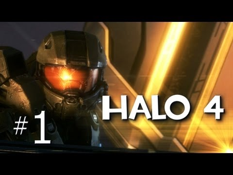 "Halo 4 Campaign Walkthrough w/ Kootra - Episode 1 ""Here we go again!!!"""