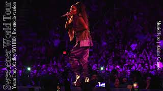 Ariana Grande - Right There/You'll Never Know/Break Your Heart Right Back (Sweetener Tour Version)