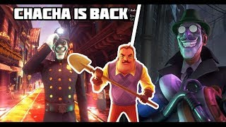 HELLO NEIGHBOUR SEASON 3 IS BACK || FUNNY ANDROID HINDI GAMEPLAY | WE HAPPY FEW FINESTLY | Shinchan