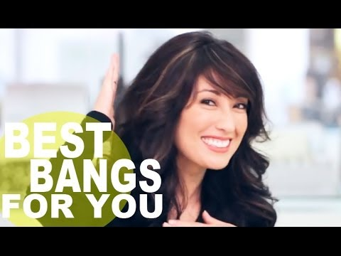 The Perfect Bangs For Your Face Shape