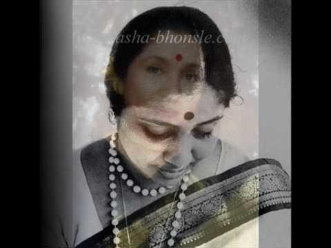 Chokhe Name Brishti  Jane Kya Baat Hai  By Asha Bhosle