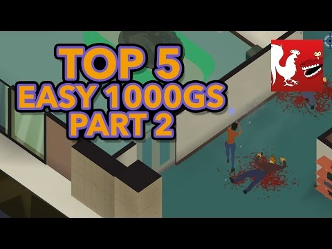 Top 5 Easy 1000 Gamerscore Games - Part 2
