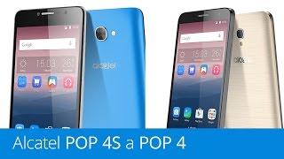 Alcatel POP 4S a POP 4 (recenze)