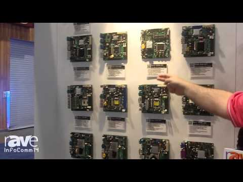 InfoComm 2014: Jetway Computer Corporation Explains Full Range of Products