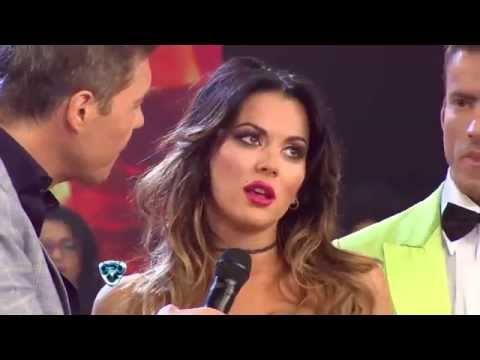 Showmatch 2014 - Infartante cumbia de Karina Jelinek