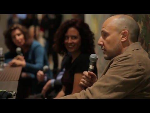 Stefan Simchowitz in the Why Art? DIEM 2015 Panel