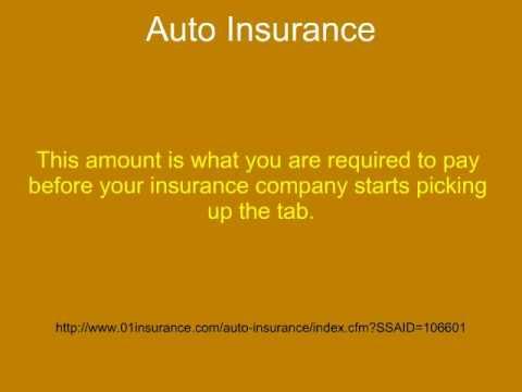 Auto Insurance Comprehensive
