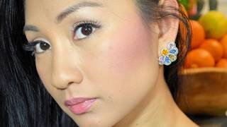How to Apply Sheer Cover Mineral Foundation, Natural Everyday Look (AprilAthena7)
