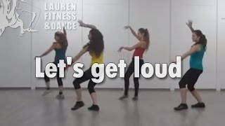 Zumba ® fitness class with Lauren- Let