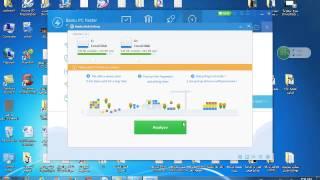 شرح برنامج تسريع اداء الكمبيوتر الرهيب Baidu PC Faster 2015