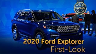 2020 Ford Explorer – First Look