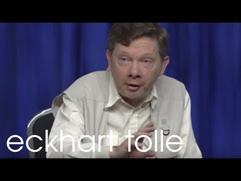 Eckhart Tolle: Mastery Of Life, Australia Retreat - Part Two