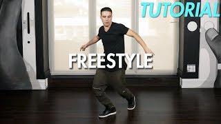 How to Freestyle Dance (Hip Hop Dance Moves Tutorial) | Mihran Kirakosian
