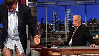 Lets remember: David Letterman funny moments ( We will miss you David! )