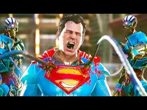INJUSTICE 2 Multiverse Gameplay Walkthrough PS4/XBOX ONE