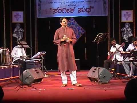 Old Kannada Film Song-r.srinath Live Program video