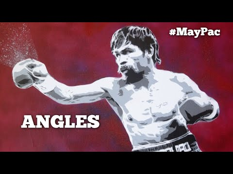 Mayweather vs Pacquiao: Signature Techniques #7 - Pac's Angles