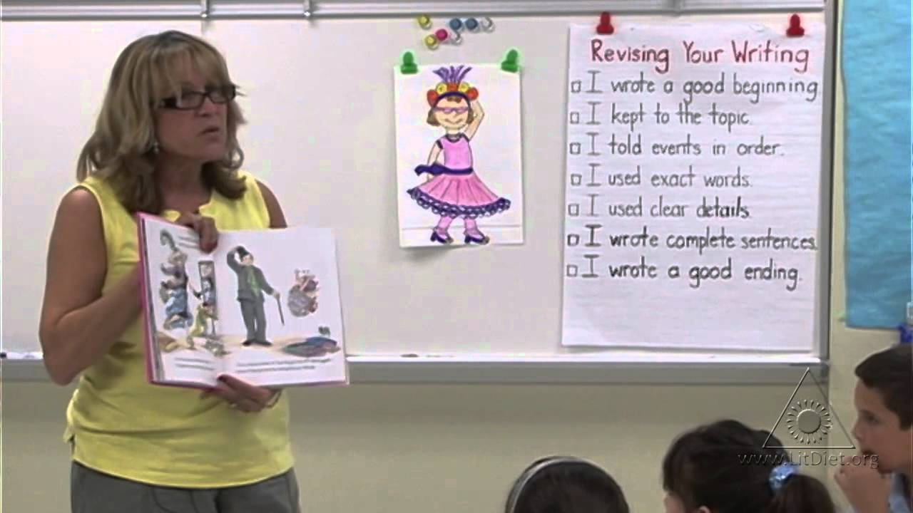 "Using ""Fancy"" Words: Exploring Synonyms to Improve Writing - YouTube"