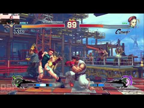 SGC Iron Man of Gaming 2013 Training - SSF4 AE 2012 pt1