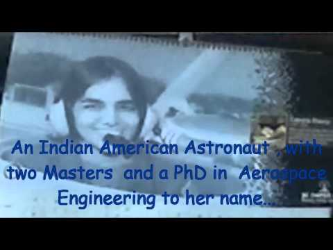 Gulabi Ankhein and Bhula Do - Tribute to Kalpana  Chawla