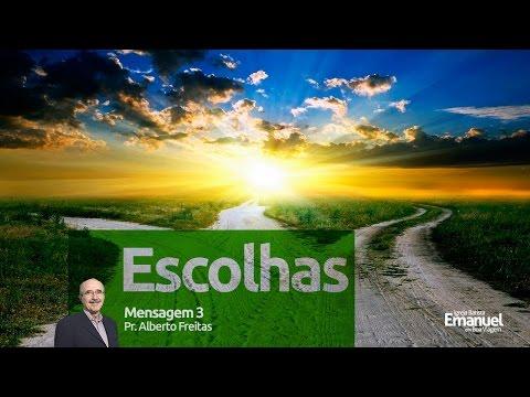 Reflexão Bíblica | 18/01/2015 - Pr. Alberto Freitas (Noite)