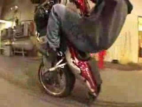 Duker - Motorcycle Stunt Video