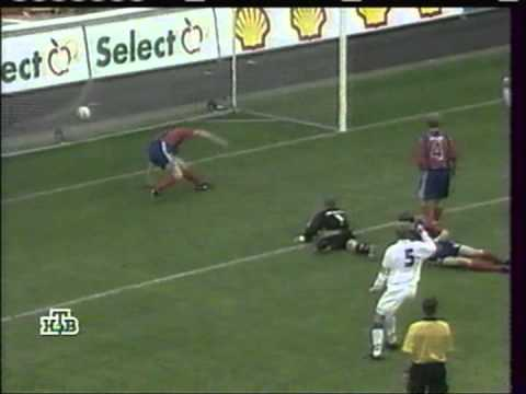 1999 August 4 Molde Norway 4 CSKA Moscow Russia 0 Champions League