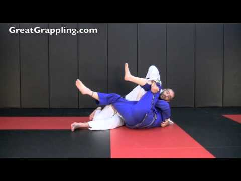 Leg Weave Defense Roll Wrist Image 1