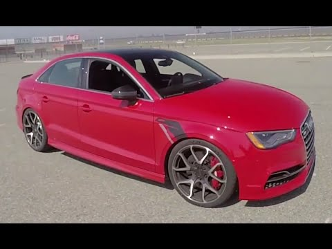400 HP APR 'Stage 2' Audi S3 - (Track) One Take