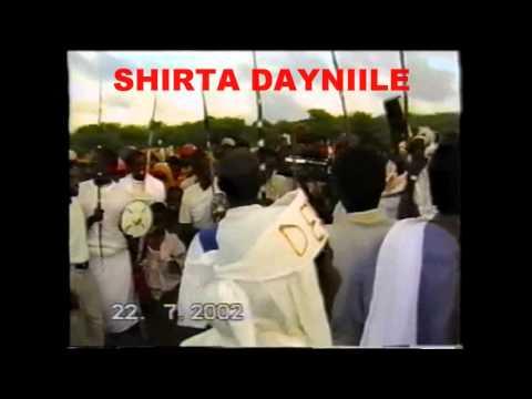 Odey Heridiid Hal waaye - Shirta Dayniile -