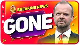 WOODWARD GONE!   Man Utd News