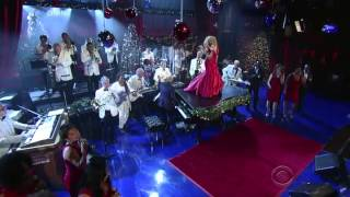 Darlene Love 39 S Spectacular Final Christmas Performance For The Late Show With David Letterman Sad Fa