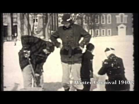 Dartmouth College Winter Carnival 1930s-1960s: Selected Scenes