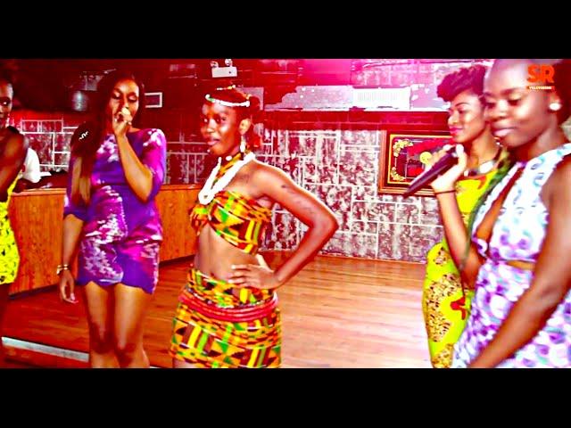 I'm A Sierra Leonean, I'm Not A Virus -Arnold Gbla, Mr. Africana 2014