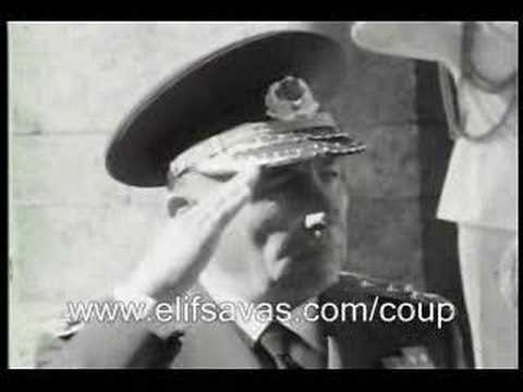 COUP / Darbe - a documentary about Turkish military coups