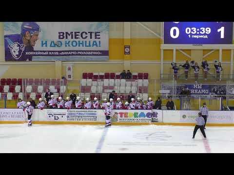 2018 10 02 Молодечно Неман 3 2 от голы