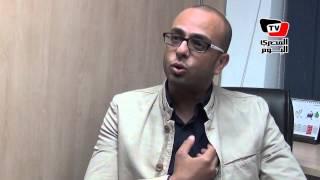 أحمد مراد للمصري اليوم: أنا دايماً متهم